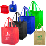 Young Bowling and Trophy Supply, Innovation Line Promotional Items Bags & Totes