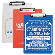 Young Bowling and Trophy Supply, Innovation Line Promotional Items Clipboards