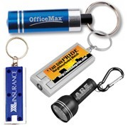 Young Bowling and Trophy Supply, Innovation Line Promotional Items Key holders & Key lights