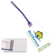 Young Bowling and Trophy Supply, Innovation Line Promotional Items Luggage & Bag Tags