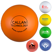 Young Bowling and Trophy Supply, Hit Promo Line Promotional Items Stress Balls