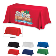 Young Bowling and Trophy Supply, Innovation Line Promotional Items Tablecloths and Runners