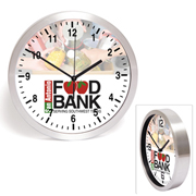 Young Bowling and Trophy Supply, Innovation Line Promotional Items Wall Clocks