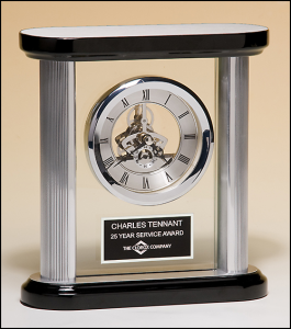 Young Bowling and Trophy Supply, Airflyte Clock Recognition Awards