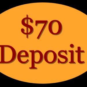 deposit-70-dollar